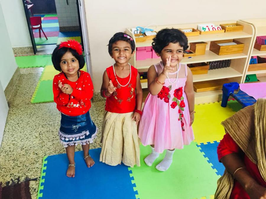 Bambino kids Vayalikkada  Kowdiar