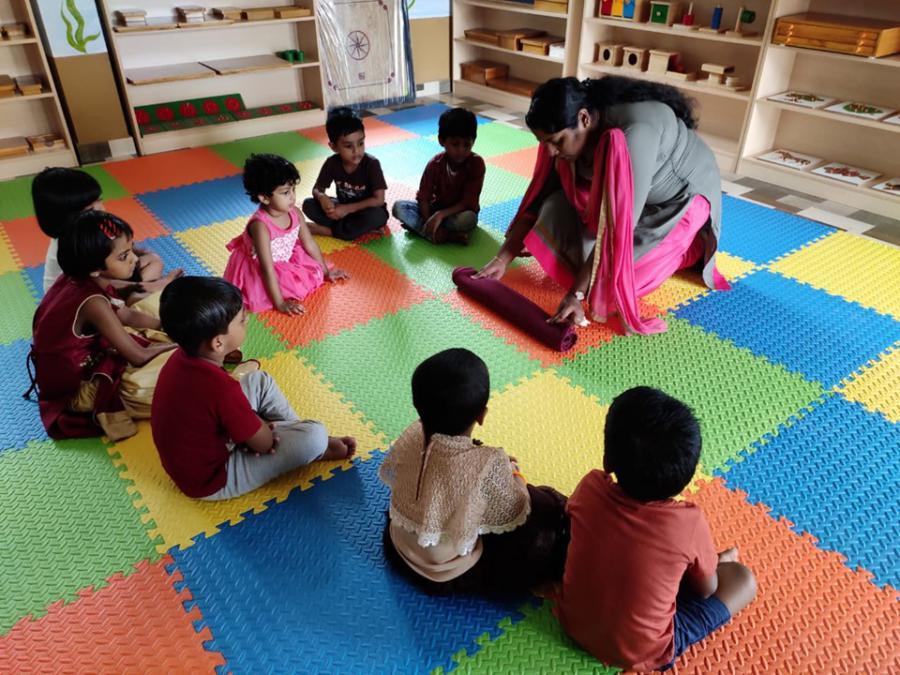 Bambino kids Pandalam